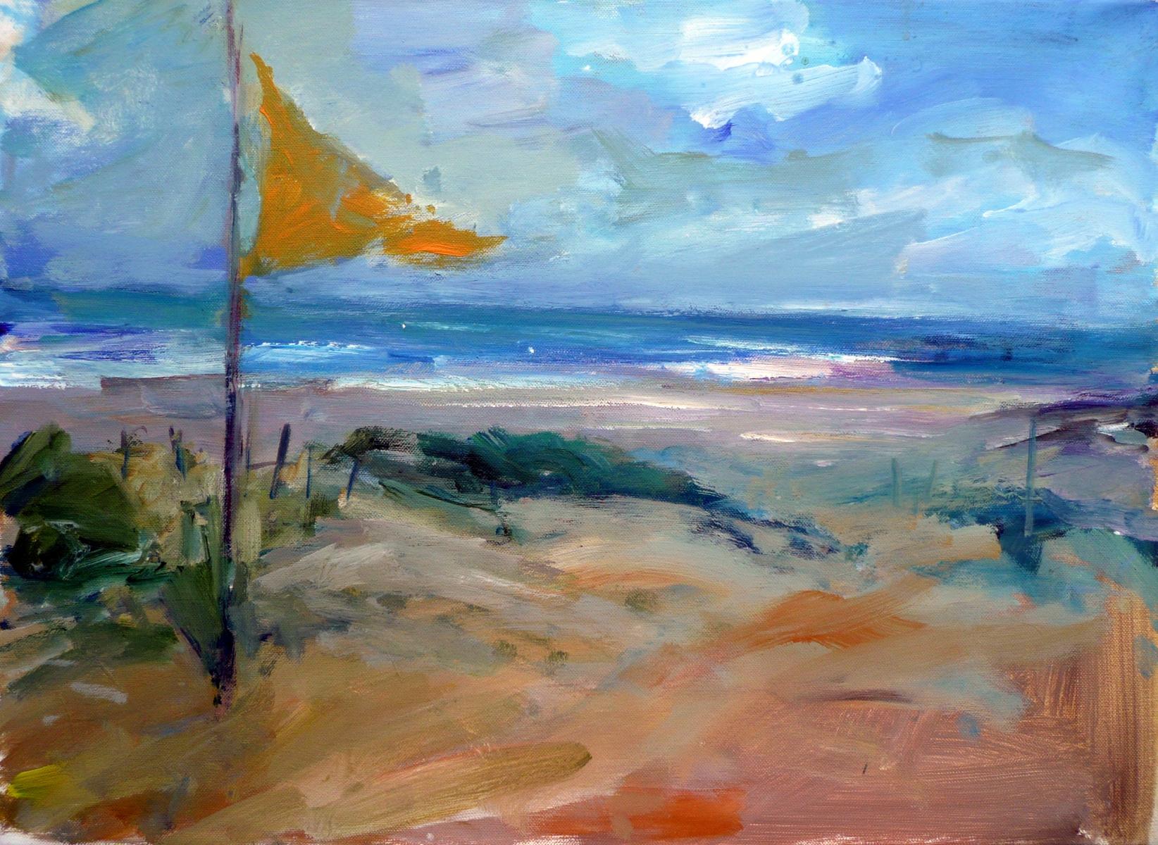 Flagge-im-Wind