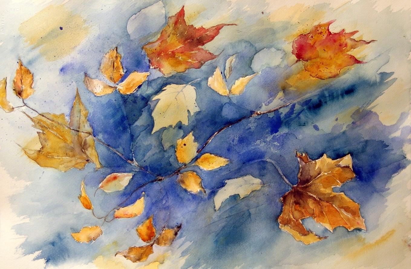 Herbstblaetter