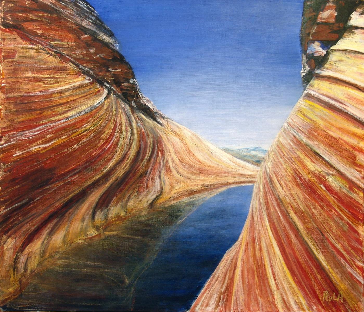 Arizona-Felsen