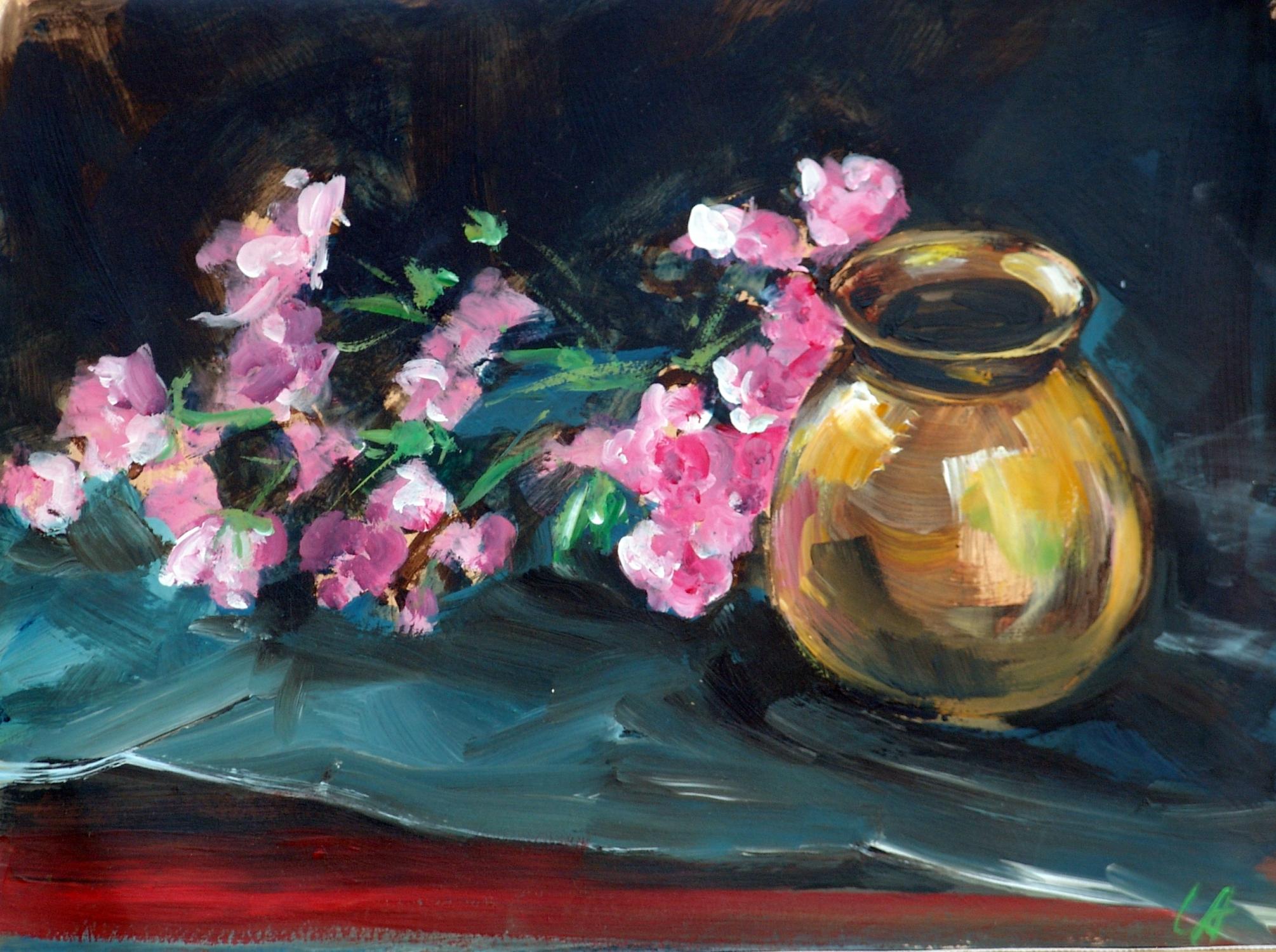 Stilleben-mit-Vase